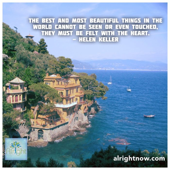 The Best And Most Beautiful Things In The World