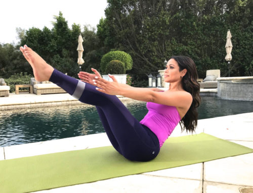 Boat Pose (Paripurna Navasana) – Yoga for Strength and Toning