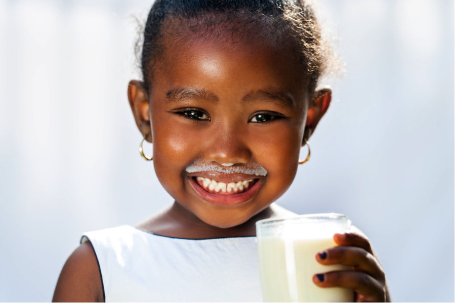 Study: Getting Plenty of Calcium Early in Life, May Help Prevent Obesity Later