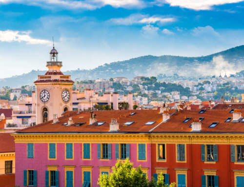 An Introduction to Nice, France