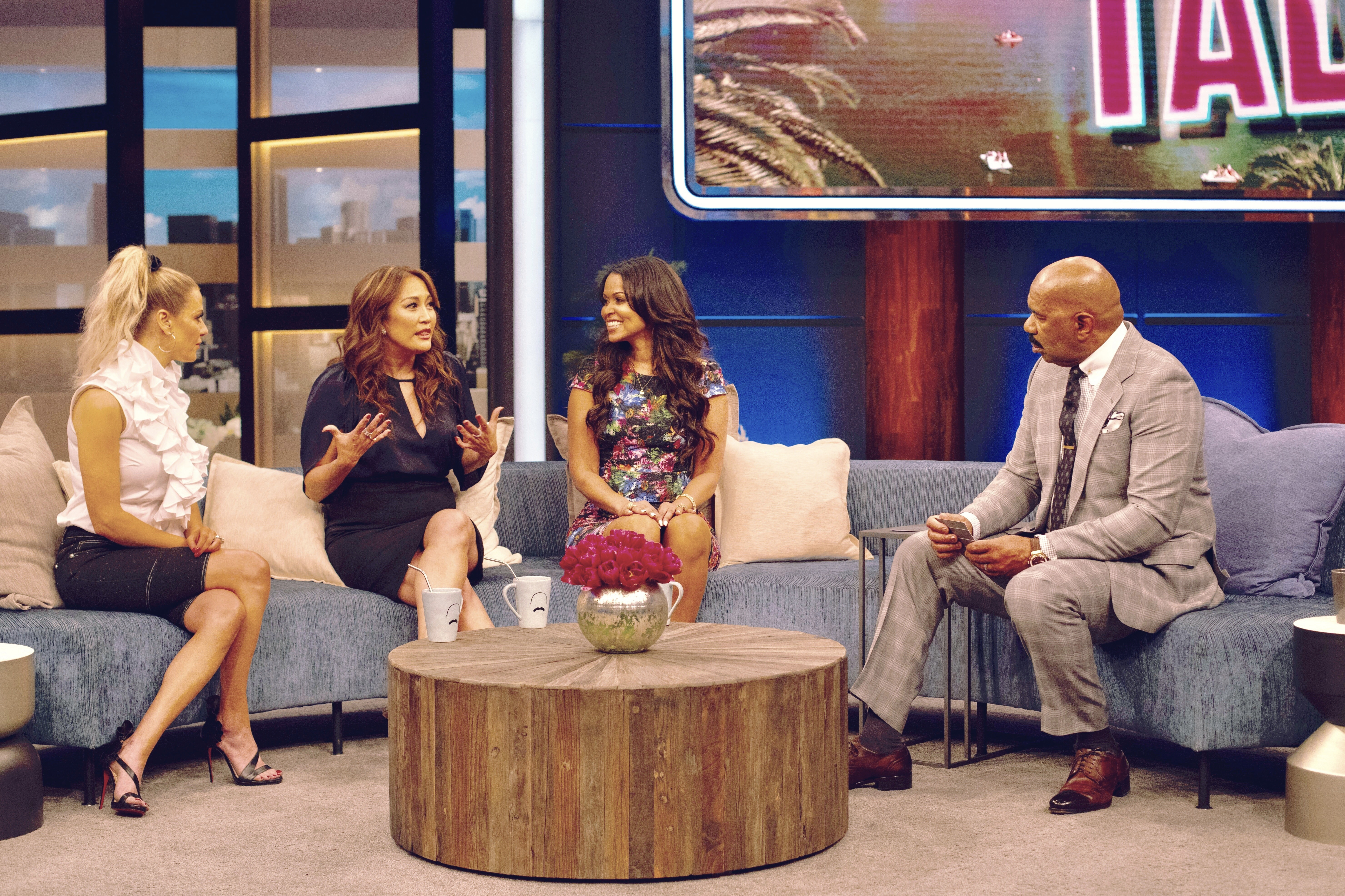 Steve Harvey Show (Straight Talk) 06-06-18