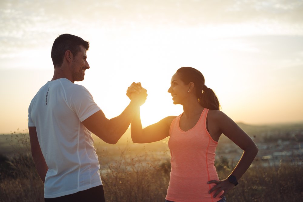 A Relationship Counselor Describes The Benefit Of Shared Fitness