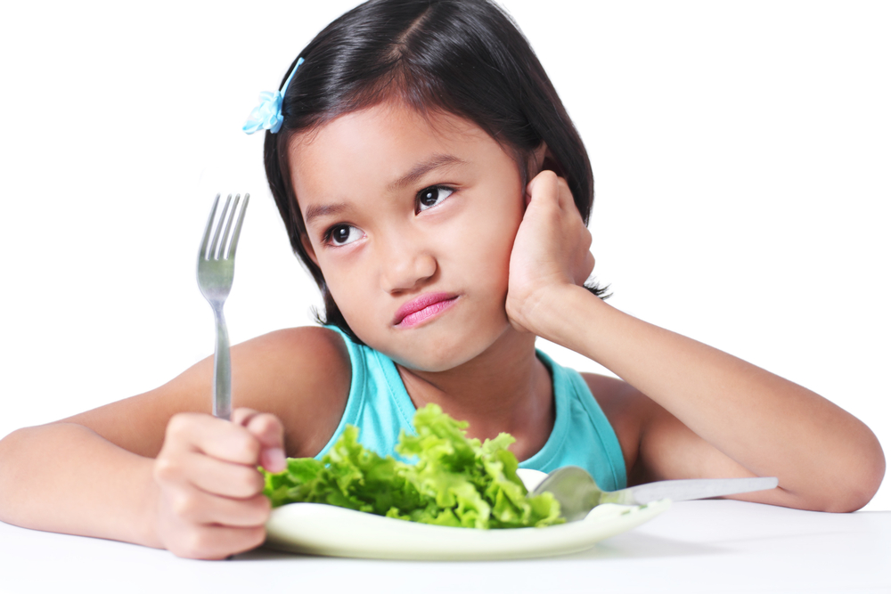 Six Food Mistakes Parents Make