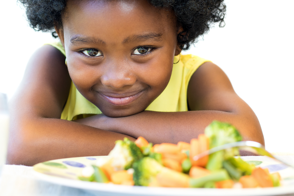 How to Get Your Kids to Eat Healthy