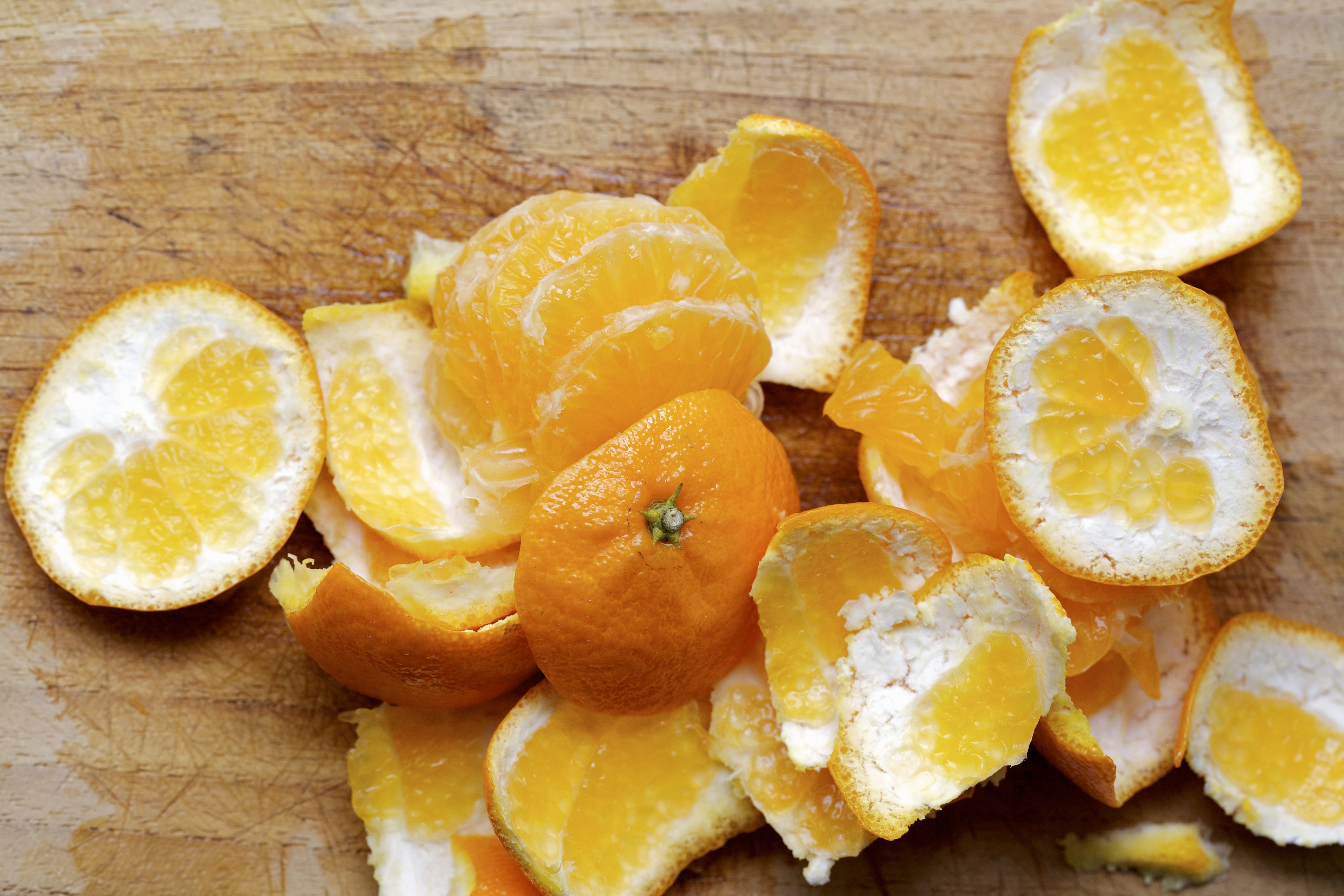 What's Beneficial in an Orange?