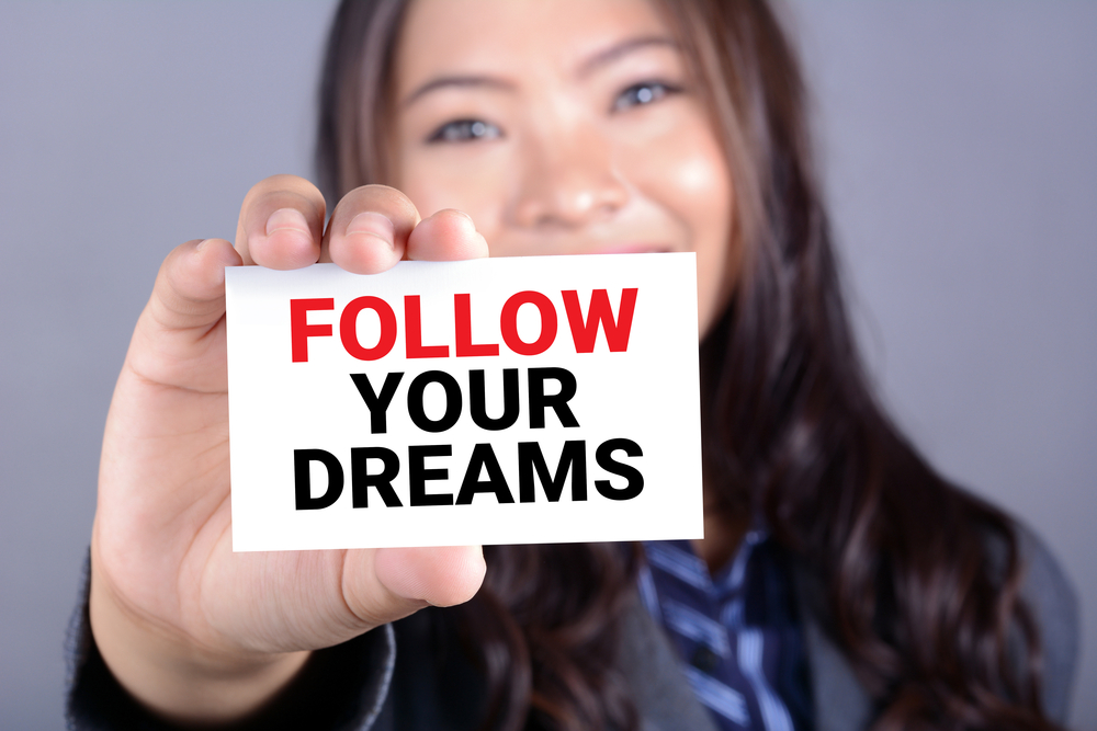 4 Things You Need to Know When Pursuing An Ambitious Dream