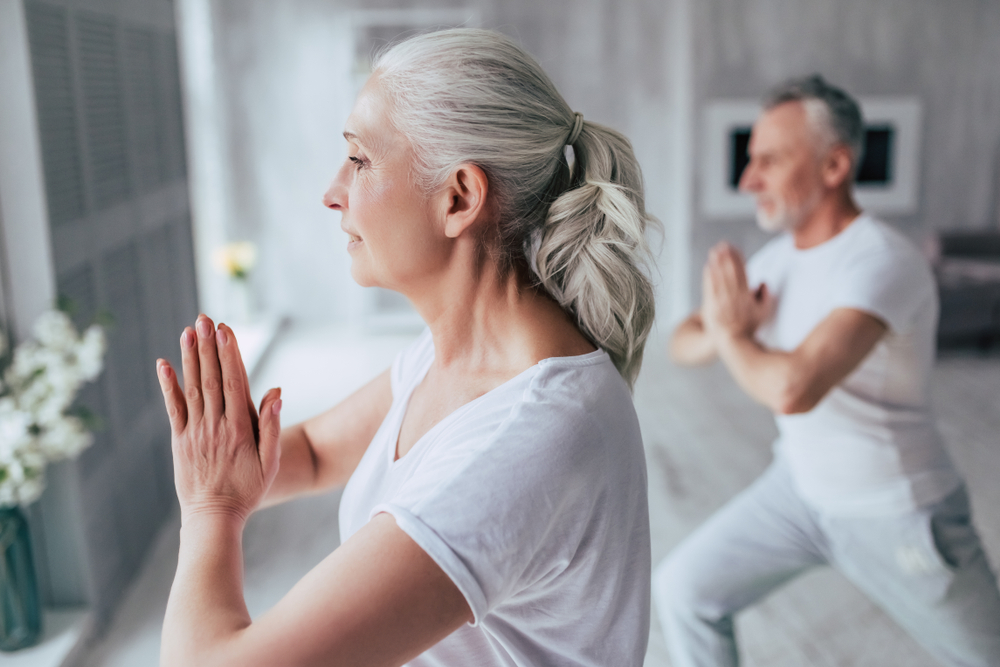 4 Things Seniors and Caregivers Should Know About Yoga and Meditation
