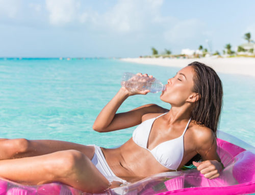 Don't Drink the Water Abroad and How to Stay Hydrated While Traveling