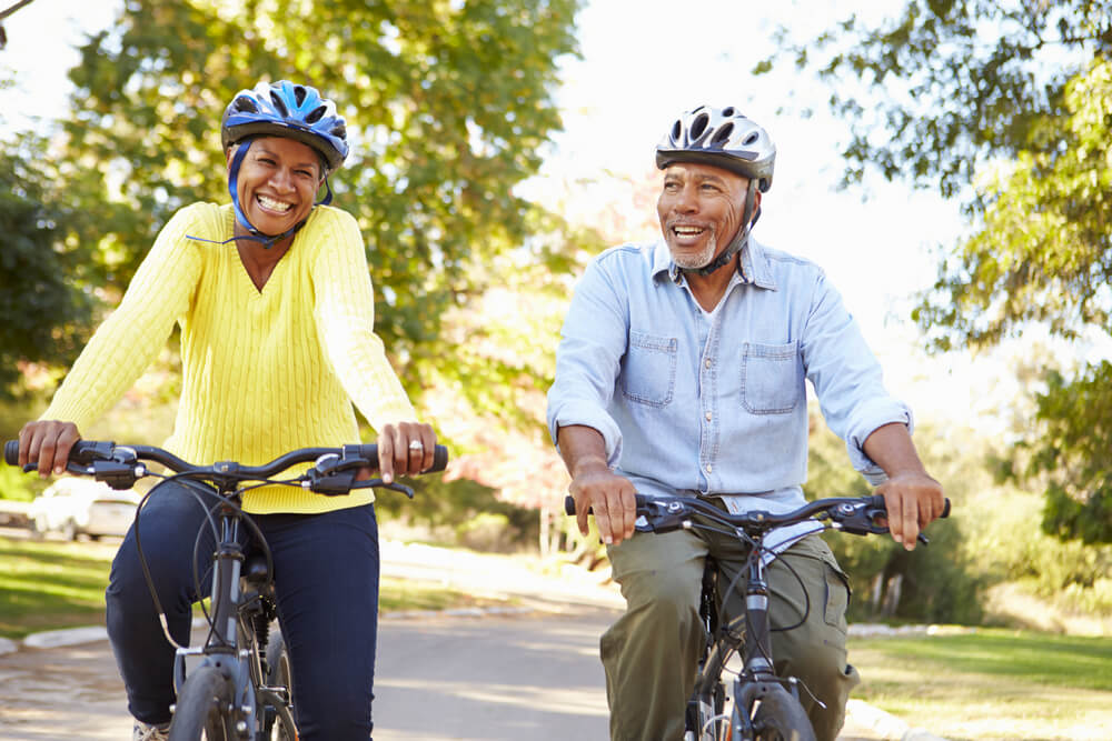 Ten Ways to Stay Active as We Age