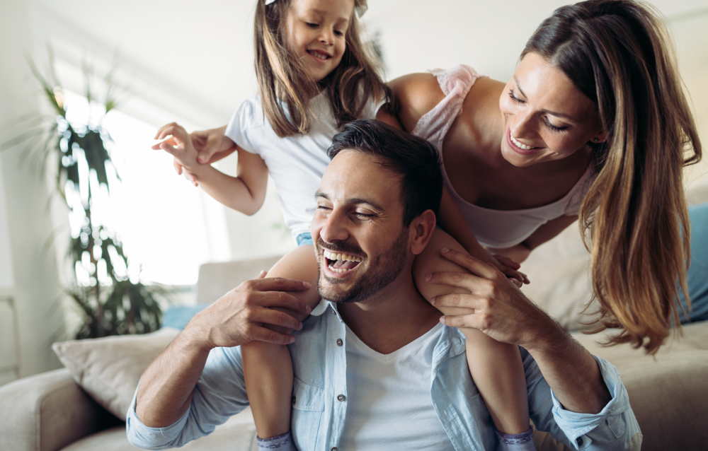 8 Tips To Increase Your Family's Happiness And Health