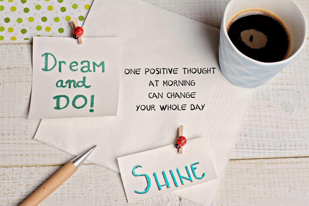 Positive Thoughts Can Change Your Life – Here's How!