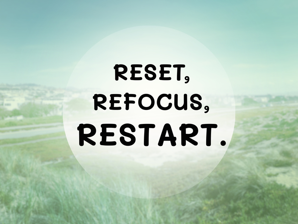 Hit The Reset