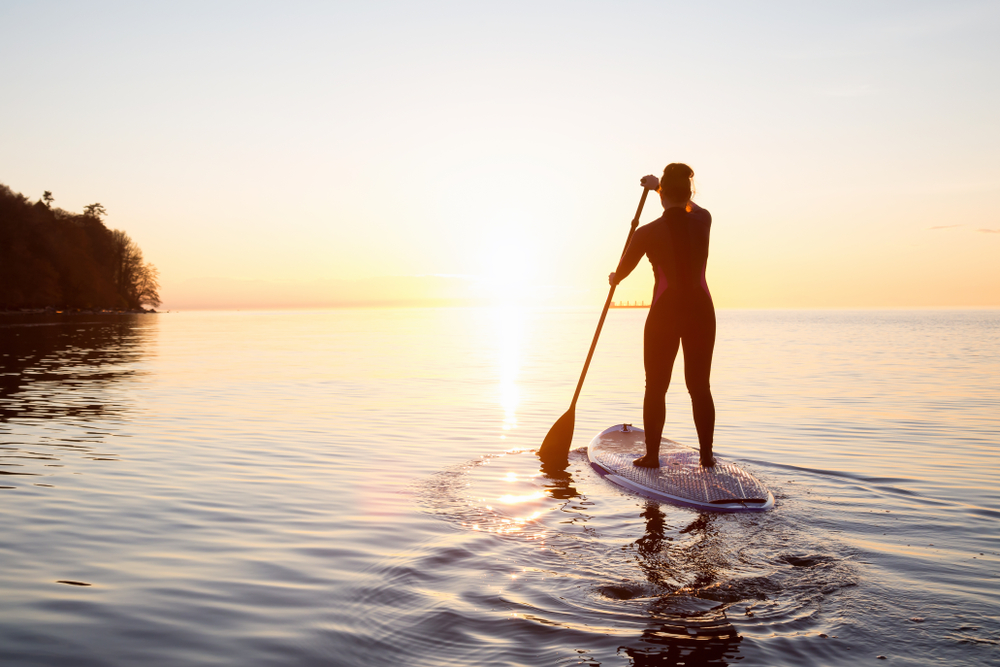 5 Reasons Why Stand Up Paddleboarding is the Perfect Post-Lockdown Adventure
