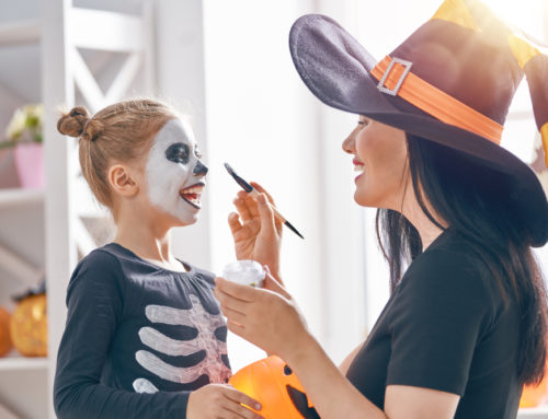 How to Have Fun with Halloween At Home