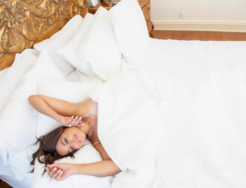 4 Evening Rituals to Relax You Towards a Good Night's Sleep