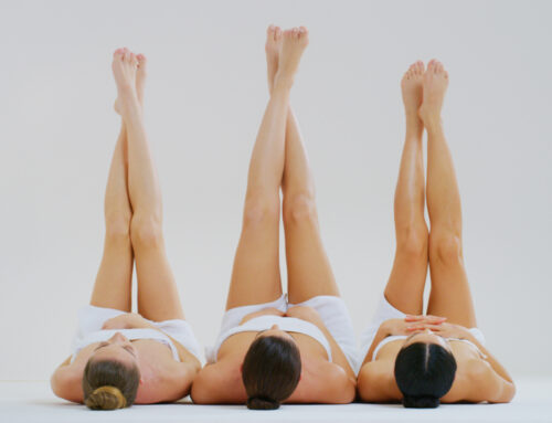 5 Practices to Give You Firm Legs