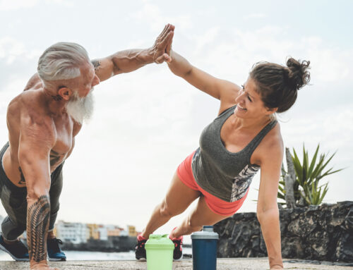 4 Anti-Aging Benefits that Come with Strength Training
