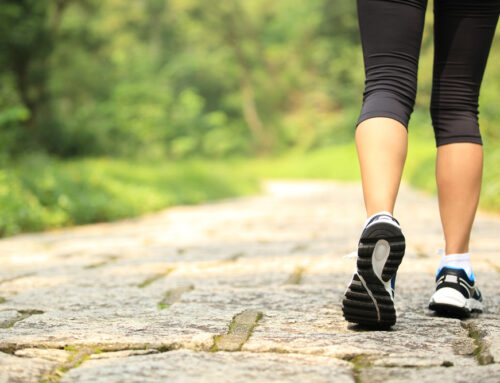 Is Walking All the Exercise You Need?
