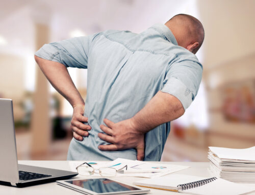 How to Ease Back Pain At Home