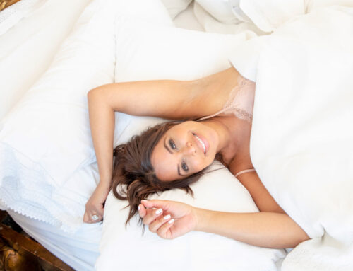 How Weighted Blankets Can Help with Anxiety and Sleep
