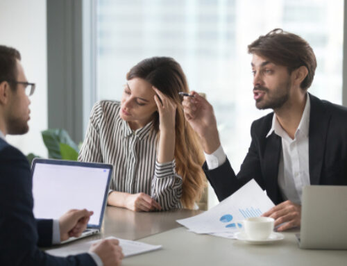 4 Keys to Healthy Conflict